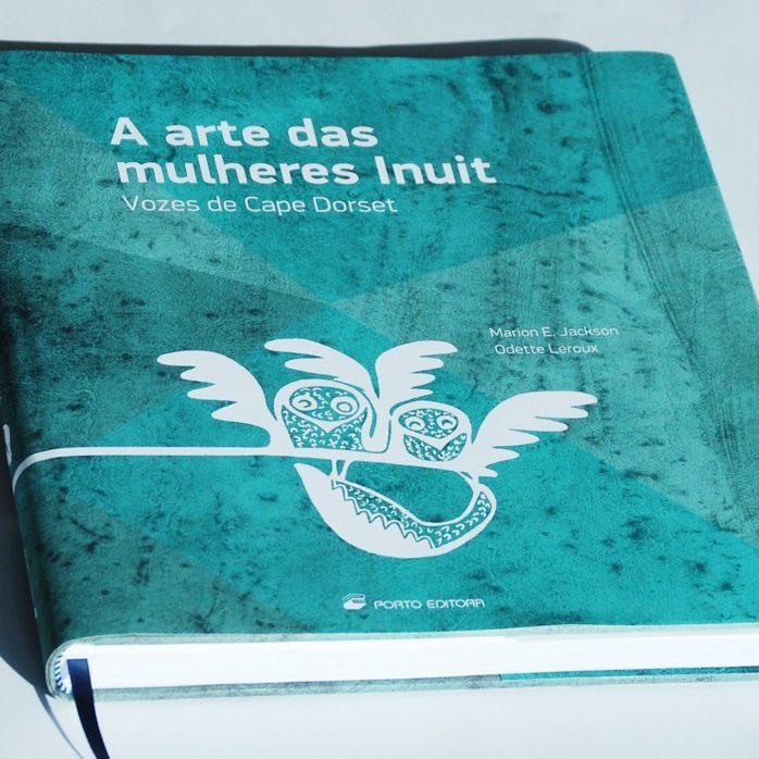 A Arte das Mulheres Inuit – Livro