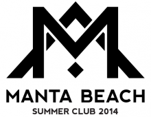 Manta Beach Club 2014